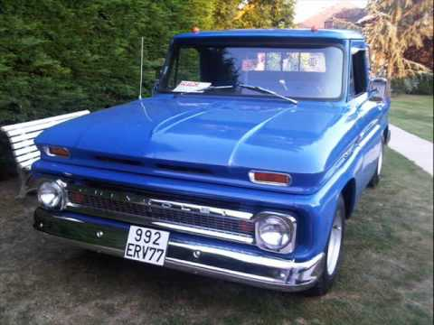 60s Chevy Truck >> 60-66 Chevy and GMC Pickups - YouTube