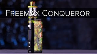 Freemax Conqueror Firelord 80W Starter Kit