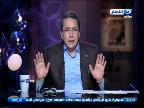 اخر النهار - محمود سعد : د.يوسف زيدان لدية روايات عظيمة ج...
