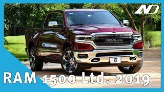 Ram 1500 Limited 2019 - La Pick Up Más Lujosa De Todas - Primer Vistazo