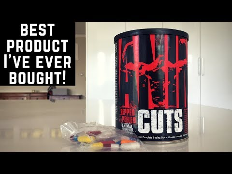 ANIMAL CUTS (UNIVERSAL NUTRITION) | The Key Three MV Reviews