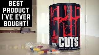 ANIMAL CUTS (Universal Nutrition) | Honest Review! What you need to know..