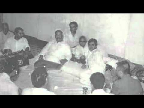 Ustad Barkat Ali Khan... Panjabi Song.