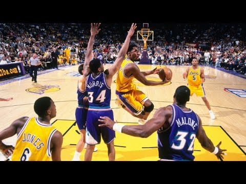 Kobe Bryant - The Young Phenom (1996-1999 highlights)