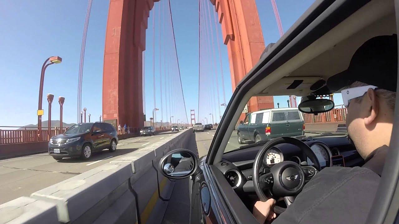 Mini Of San Francisco >> The Snow Mini In San Francisco Youtube