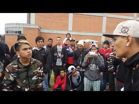 INCREIBLE NIÑO DE 12 AÑOS EN SU PRIMERA BATALLA DE RAP VS KEN ZINGLE VS LIL G