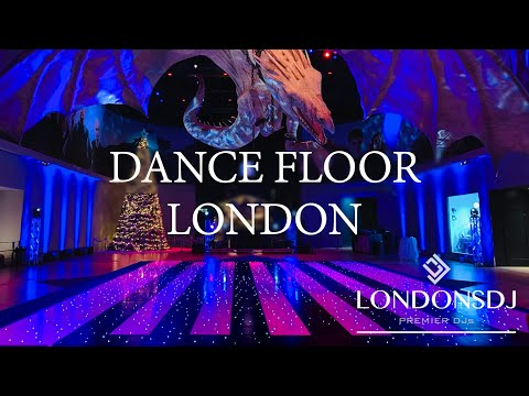 DANCE FLOOR HIRE IN LONDON