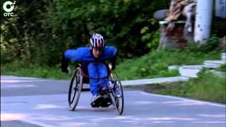 Инвалид-колясочник из Колывани стал призёром Чемпионата России по лёгкой атлетике
