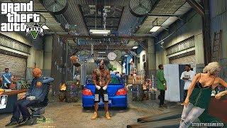 GTA 5 REAL LIFE MOD #569 - BACK TO WORK!!! (GTA 5 REAL LIFE MODS)