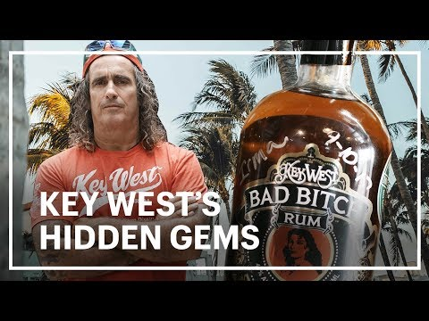 Key West, Florida Is Home to Treasure Hunters, Rum Runners and Sandal Makers