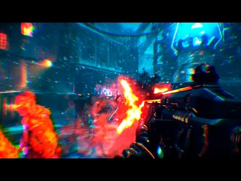 Reacción THE GIANT GAMEPLAY Trailer | Black Ops 3 Zombies