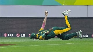 The Best catches in cricket history of all time!!
