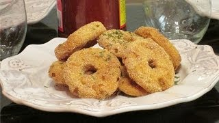 Fried Green Tomatoes!!