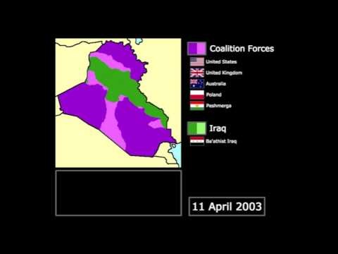 [Wars] The Invasion of Iraq (2003): Every Day