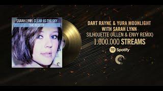 Dart Rayne & Yura Moonlight with Sarah Lynn - Silhouette (Allen & Envy Remix) + Lyrics