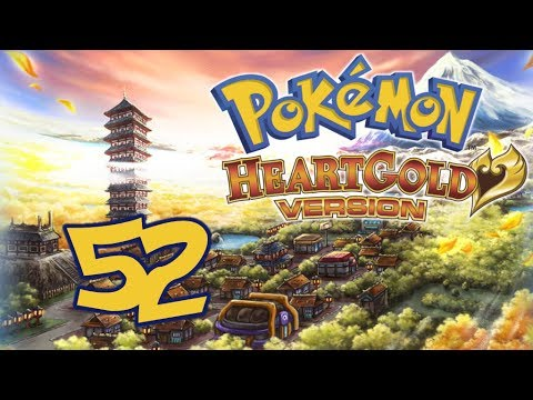 Let´s Play Pokémon HeartGold #52 - Hydroblast Q~Q