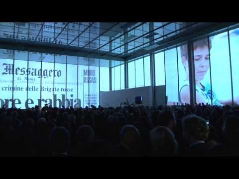 """Evento de """"Il Messaggero"""" 134 anni di storia e presentazione nuovo """"look"""""""