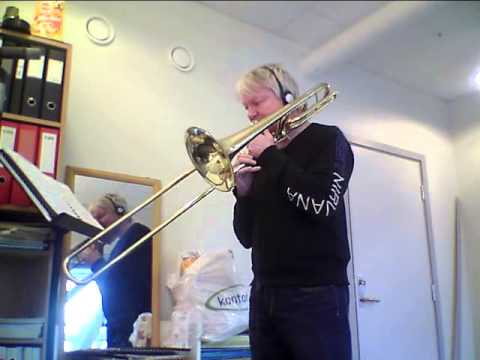 Who can I turn to - Bass trombone