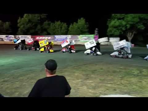 Cycleland points race 4