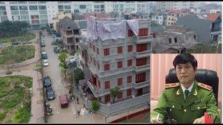 Cận cảnh biệt thự sai phép của gđ tướng Nguyễn Thanh Hóa ở Hà Nội