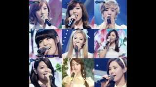 Gambar cover snsd-how great is your love(instrumental)