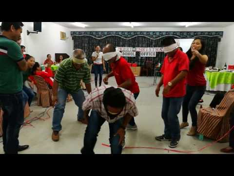 NIA - BOHOL OFFICE CHRISTMAS PARTY 2016 (GAME CHALLENGE)