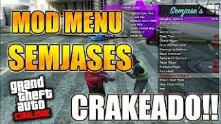 Gta v mod menu Semjases cracked download