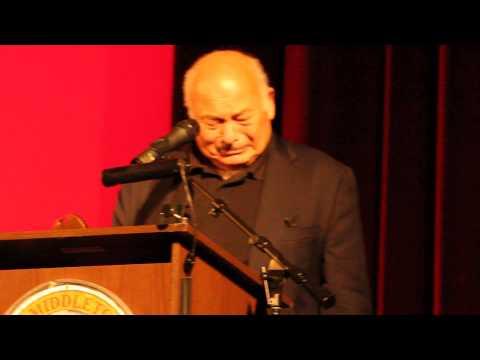 Burt Young Lifetime Achievement Award Hoboken Film Festival Acceptance Speech Tears