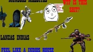 WTF? Mi casa India - Muñecas Asesinas, Lanzas INDIAS y Cactus secos - Hoshtar Vlogs