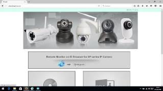IP Cam Webcam Probleme Explorer / Firefox / Chrome