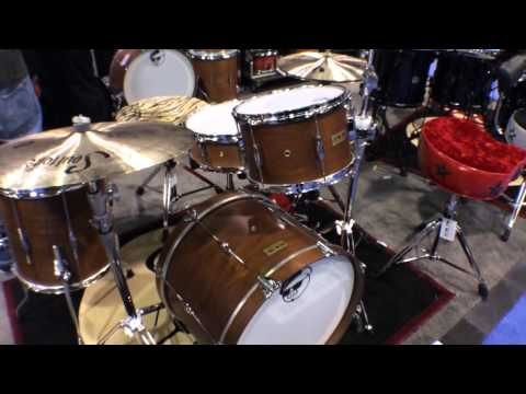 2014 Winter NAMM Pork Pie NEW Drum Sets