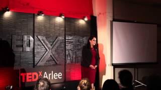 Healing through story: Unpacking Indigenous resiliency and hope | Annie Belcourt | TEDxArlee