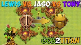 OFF TO A GREAT START! - 300 TROPHIES IN 10MINUTES! - GOB2TITAN #1 - Clash Of Clans!