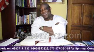 PDP will fail out of court and Gov. Akeredolu will be impeached -- Prophet Tibetan