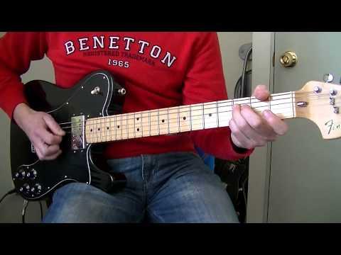 Gustavo Cerati   Desastre   Guitar Cover