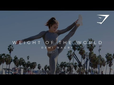 #Gymshark66 | Weight Of The World: Demi Bagby
