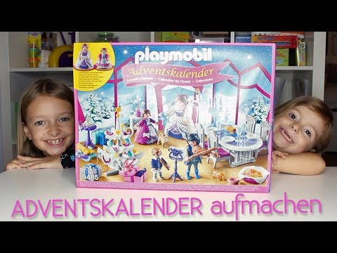 Playmobil Adventskalender 2018 | 24 Türchen Geöffnet | DIAMANTA KIDS