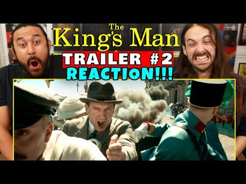 Download THE KING'S MAN | TRAILER #2 - REACTION!!!