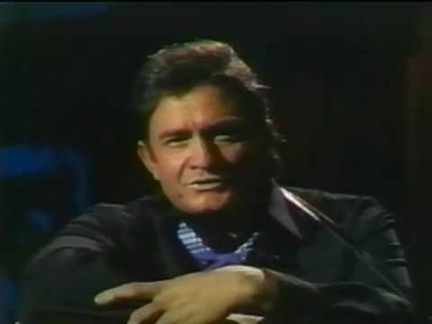 Johnny Cash talks and sings about Circuit Riders