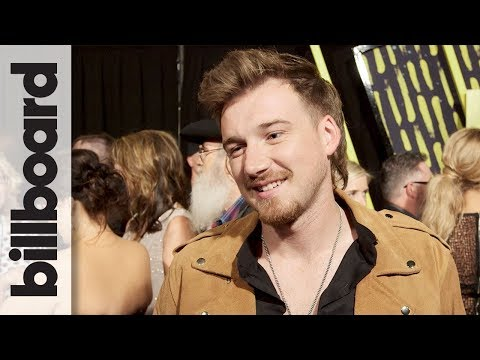 Morgan Wallen on 'Up Down' Finally Breaking Into Top 10 Country Airplay | CMT Awards 2018