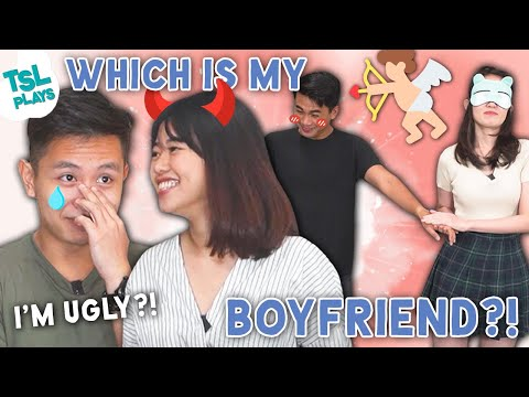TSL Plays: Girls Guess Which Is Their Boyfriend Among Their Colleagues