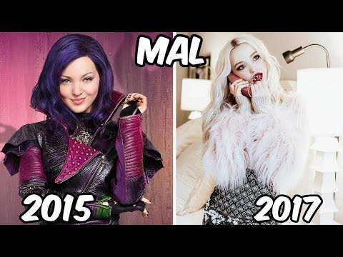 Descendants Before And After 2017