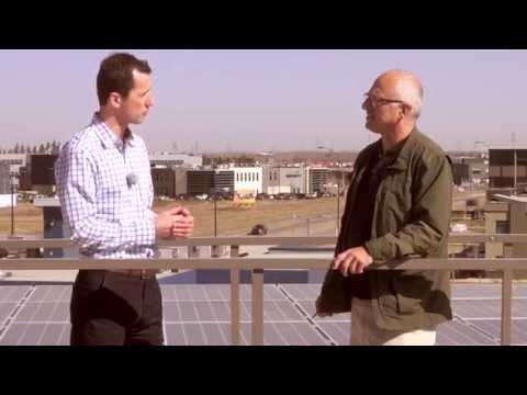 107. Geothermal 101: How solar + geoexchange = a net-zero commercial building!