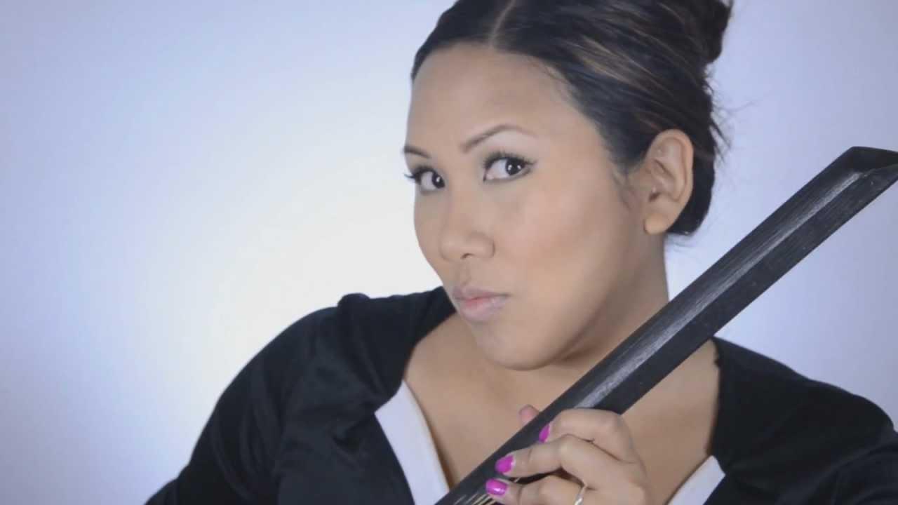 2012 Halloween Makeup Kill Bill O Ren Ishiilucy Liu Youtube