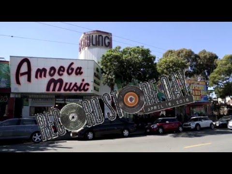 Record Store Day 2016 at Amoeba Music San Francisco