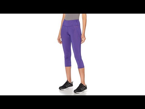 13b6f7a465cfbf Copper Fit Compression Energy Capri with Pocket - YouTube