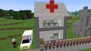1000$ HASTANE - Minecraft