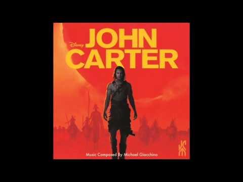 John Carter [Soundtrack] - 14 - The Prize Is Barsoom [HD]