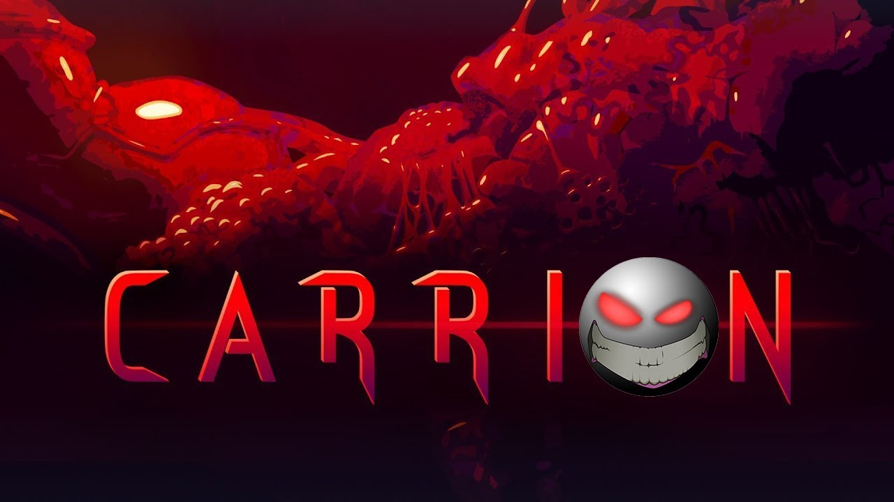 Carrion Gameplay No Commentary First 15 Minutes Youtube
