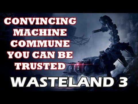 "Wasteland 3 - ""I, Human"" Achievement/Trophy (Spoilers) |"